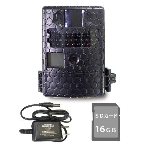 (SDカード&ACアダプター付き) アサヒリサーチ Driveman センサーカム IR-1 B07F2559XK