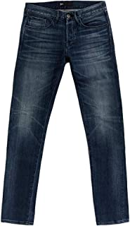 product image for 3×1 M3 Selvedge Slim Cotton Jeans - Slim - Men's Size 38x34 Blue