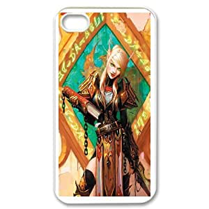 Custom Phone Case WithWorld of Warcraft Image - Nice Designed For iPhone 4,4S
