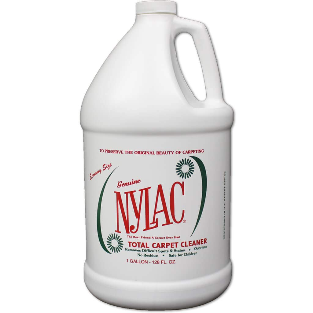 Nylac Carpet Cleaner, Gallon by Nylac Carpet Cleaner
