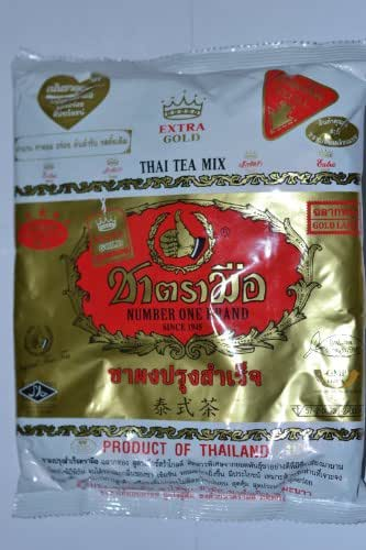 Thai Tea Extra Gold 400g Number One Brand