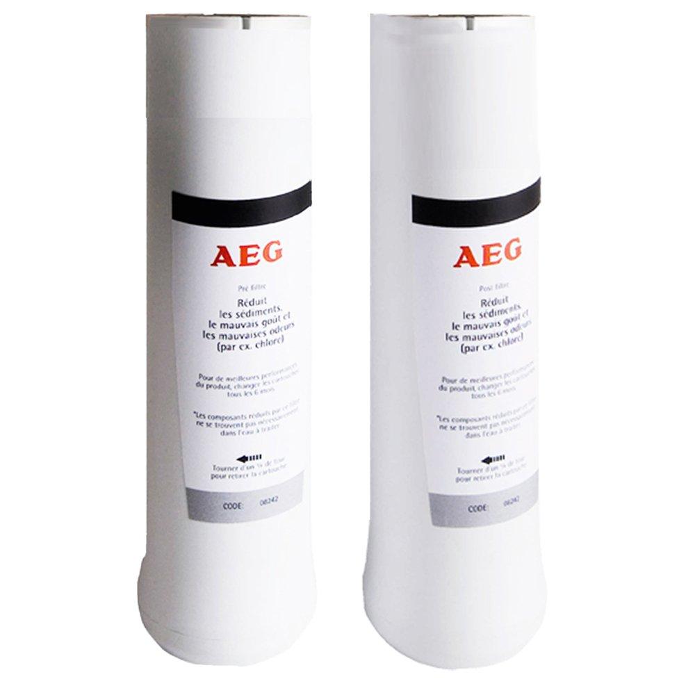 AEG Set de prefiltro/filtro posterior para ó smosis inversa AEGPPF