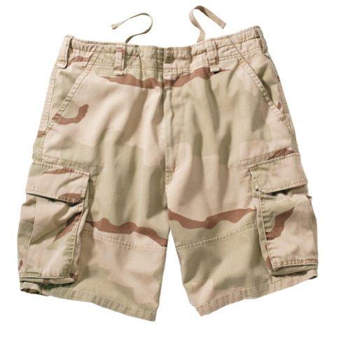 Pocket Cargo Shorts Desert Camo - 6