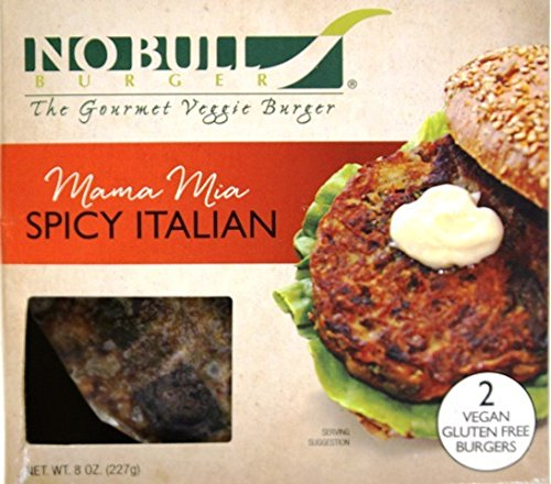 Buy veggie burgers frozen