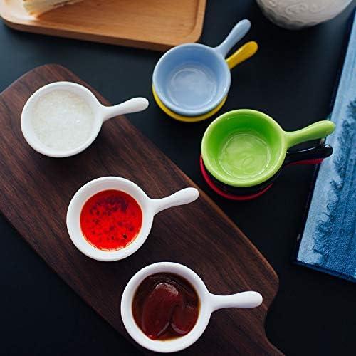 SALE item Soy dipping bowl Prep bowl Serving cup Espresso cup Ceramic sauce bowl