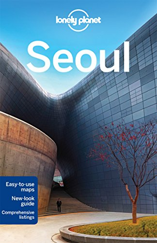 Lonely Planet Seoul  Travel Guide