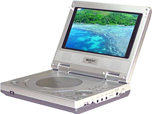 dvd8007b portable dvd player