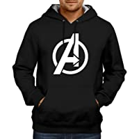 GameReserves Unisex Super Hero Avenger |Sweatshirt | Pullover| Design Printed 100% Cotton Hoodie