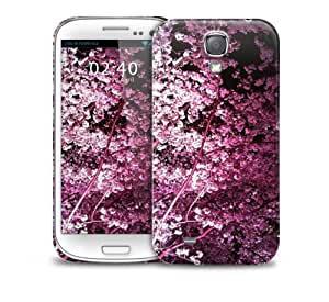 Pink Cherry Blossom Samsung Galaxy S4 GS4 protective phone case