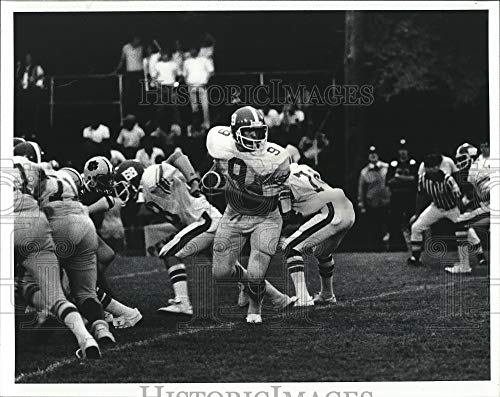 Vintage Photos 1981 Press Photo West Point Football Team ()