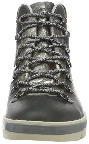 Napapijri Lykke - Zapatillas Mujer Gris - Grau (Dark Grey N88)