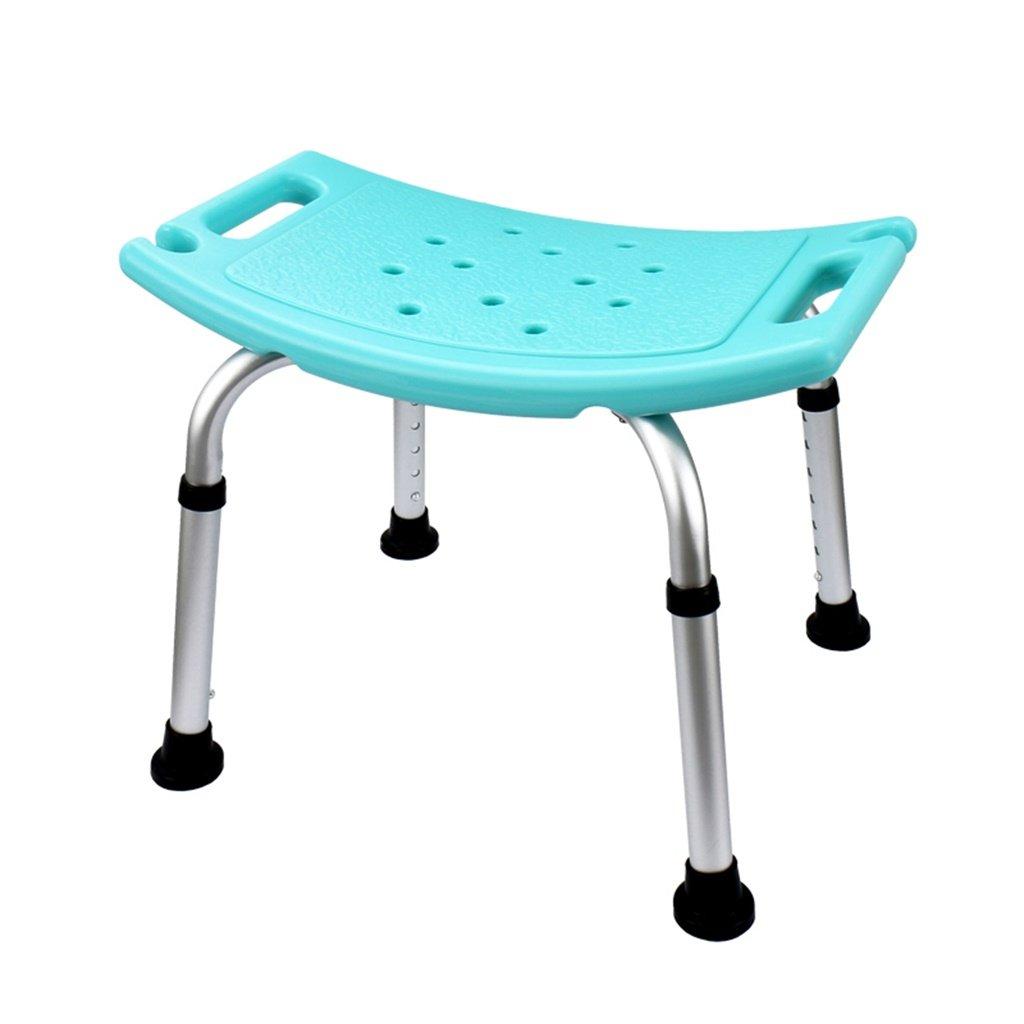 優先配送 安全コンフォートバスチェア高齢者/身体障害者 100kg/妊娠中の調節可能なアルミニウム合金バススツールアンチスリップチェア最大 B07FLTG7MK。 100kg B07FLTG7MK, イネックスショップ:d80fd6a0 --- ciadaterra.com