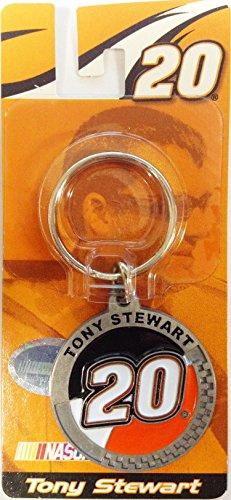 (Tony Stewart #20 Keychain)