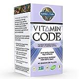 Garden of Life Vegetarian Prenatal Multivitamin Supplement - Vitamin Code Raw Prenatal Whole Food Vitamin for Mom and Baby, 180 Capsules