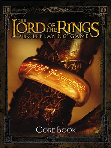 (The Lord of the Rings RPG Core Book by Steven S. Long (1-Aug-2002) Hardcover)
