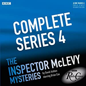 McLevy: Complete Series 4 Radio/TV Program
