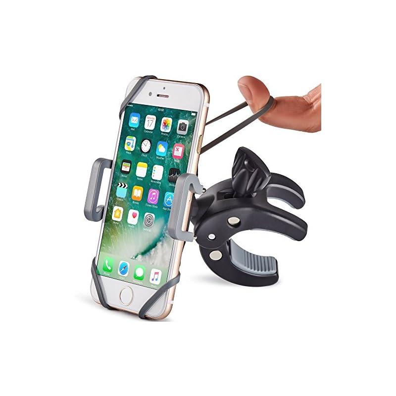 Metal Bike & Motorcycle Phone Mount - Th