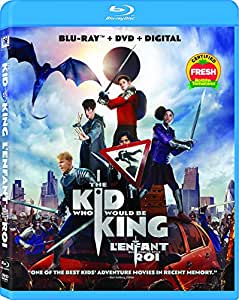 The Kid Who Would Be King (Bilingual) [Blu-ray + DVD + Digital Copy]