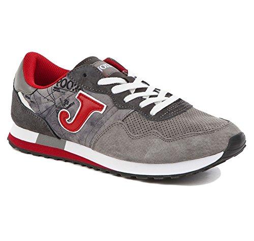 Men Joma 367 C Fashion Grey Sneaker Scarpe Casual 712 red tqqHw71x