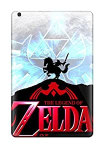 Forever Collectibles The Legend Of Zelda Adventure Game Hard Snap-on Ipad Mini/mini 2 Case