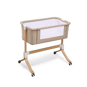 Amazon.com: Cuna de viaje multifunción para cuna de bebé ...