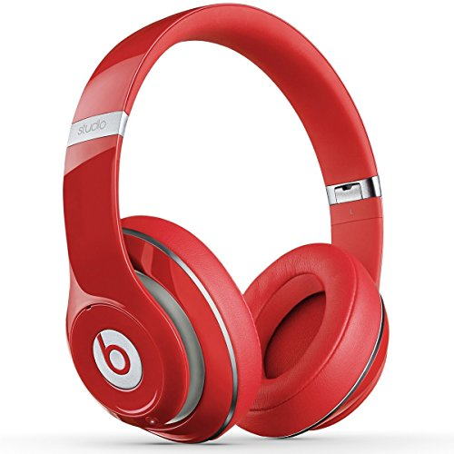 Beats-by-Dr-Dre-Studio-Wireless-MH8K2AMA-Over-Ear-Headphone-Red