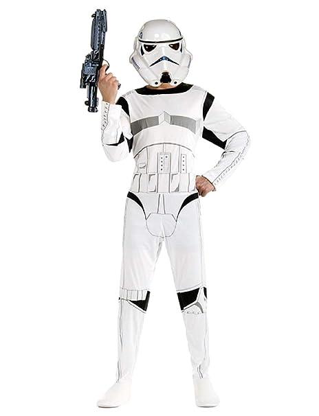 Disfraz de star wars stormtrooper - guerrero blanco - disfraces ...
