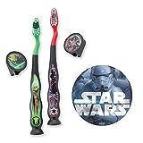 Star Wars Toothbrush & Sticker Bundle-Dental Hygiene Supplies-196 per Pack