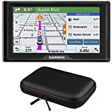 Garmin Drive 60LM GPS Navigator (US) - 010-01533-0C Case Bundle with PocketPro XL Hardshell Case