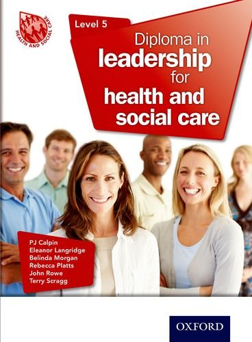 Diploma in Leadership for Health and Social Care Level 5 pdf