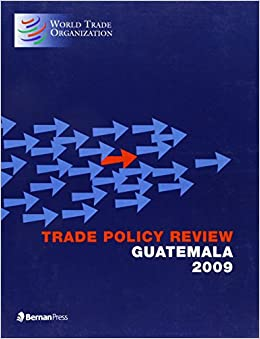Book Trade Policy Review - Guatemala 2009