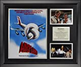 Airplane! 16'' x 20'' Framed Photo Collage by Legends Never Die, Inc.
