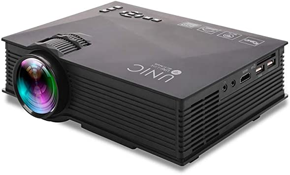 Link Co Pico Vídeo Proyector 2000 lúmenes WiFi LED Inteligente ...