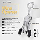 Wine Opener Wine Bottle Opener - Wing Corkscrew