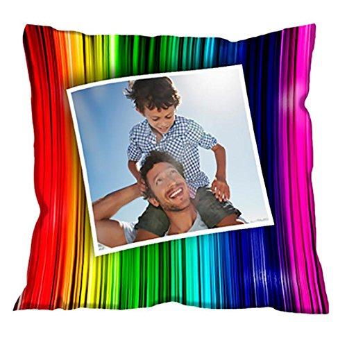 Dkora-T - Cojín personalizado con fotos total 2 caras ...