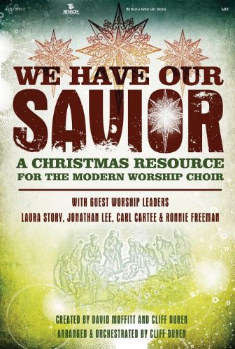 We Have Our Savior DVD Track (2 Disks - DVD Track and DVD Worship Slide Kit)