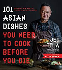 Named one of the Top 10 Cookbooks of 2017 by the Los Angeles Times!                       Authentic Asian Cooking Made Simple for Everyone              Jet Tila knows a thing or two about authentic Asian cuisine. From a kid gr...