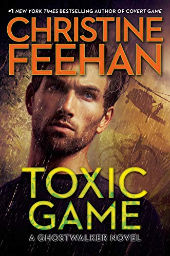 Pdf Mystery Toxic Game (A GhostWalker Novel)