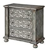 Coast to Coast Midvale 3 Drawer Chest