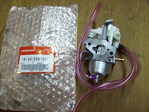 Honda 16100-Z0D-D03 (replaces 16100-Z0D-D01) Carburetor (Honda Eu2000i Generators)