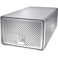 G-Technology G-RAID with Removable Drives High-Performance Storage System 12TB (Gen7) (0G03411)