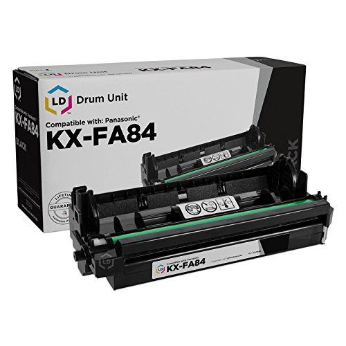 LD Compatible Laser Drum Unit Replacement for Panasonic KX-FA84