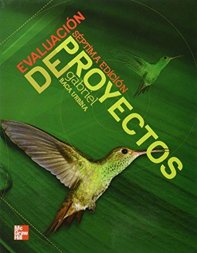 Descargar Libro Evaluacion De Proyectos Gabriel Baca Urbina