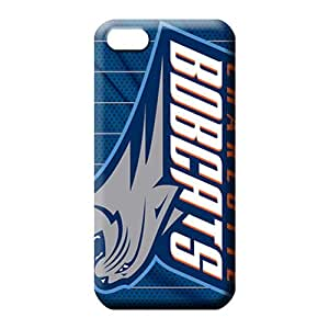 iphone 6plus 6p cover Plastic High Grade Cases mobile phone skins charlotte bobcats