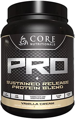 Core Nutritionals Core PRO Vanilla Cream 2lb