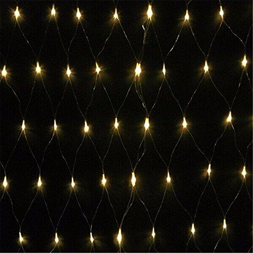 Gold Led Net Lights