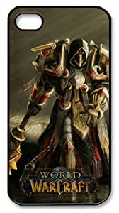 LZHCASE Personalized Protective Case for iPhone 4/4S - World of Warcraft