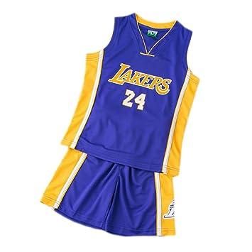 SHPP Ropa de Baloncesto para niños/Juego de Baloncesto para la ...