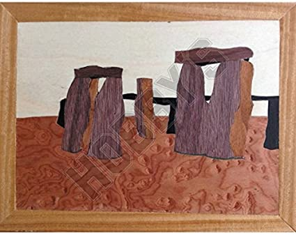 Traditional Marquetry Craft Kit by Cove Workshop Age 12 plus Transport Dream