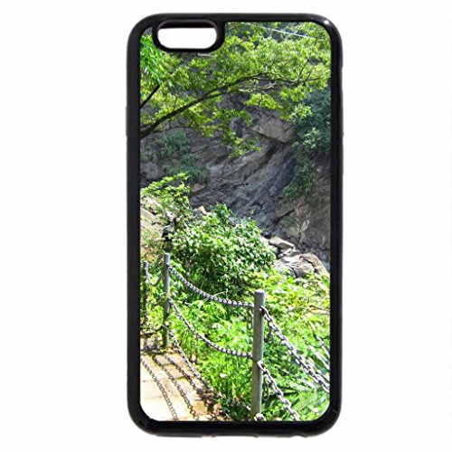 iPhone 6S / iPhone 6 Case (Black) Move towards to the waterfall